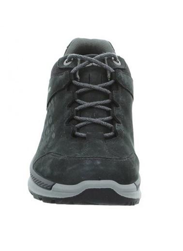 Lowa 208170999 Locarno Gtx Lo Mıd nı Ve Dış Yüzey Yapıştırıcı Kullanılmadan Birbirine Yapışık Kadın Ayakkabı Siyah